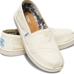 NEW❗️ Toms Classic Natural Canvas